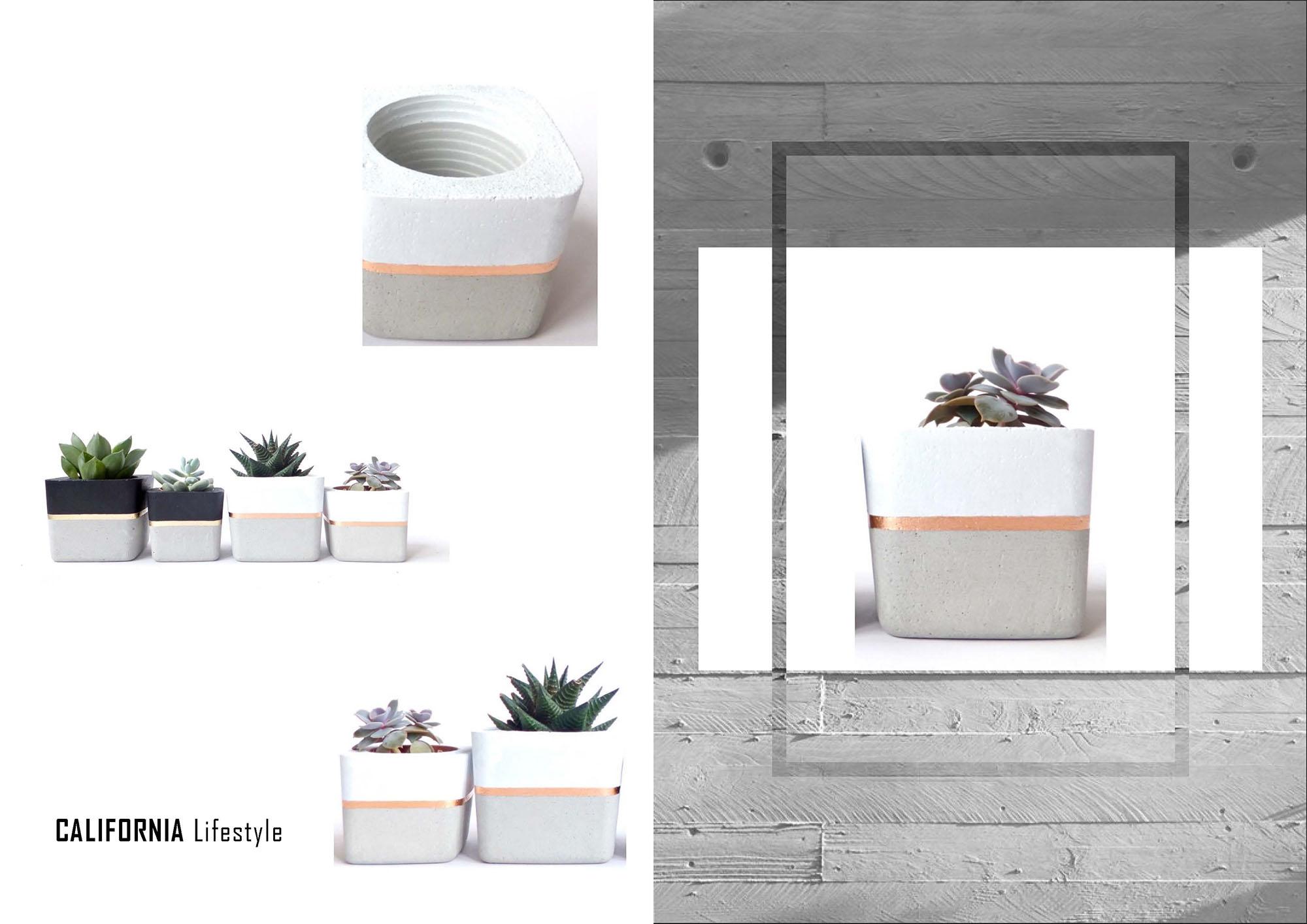 Forbeton dedans lookbook for beton cups - luisa coelho